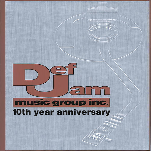 Def Jam Music Group 10th Anniversary Box Set by Various Artists