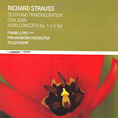 Strauss, R.:  Death & Transfiguration; Hoen Concerto No. 1; Don Juan by Philharmonia Orchestra