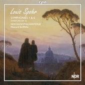 Spohr: Symphonies Nos. 1 & 6 von Hannover Radio Philharmonic Orchestra