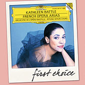 French Opera Arias by Kathleen Battle