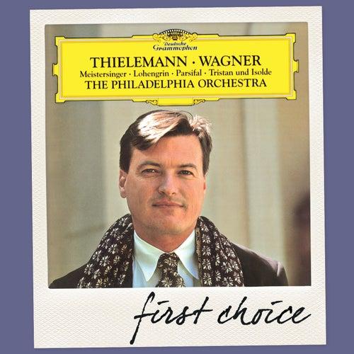 Wagner: Meistersinger; Lohengrin; Parsifal; Tristan und Isolde by Philadelphia Orchestra