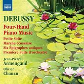 Debussy: Four-Hand Piano Music von Jean-Pierre Armengaud