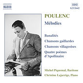 Mélodies (Songs) by Francis Poulenc