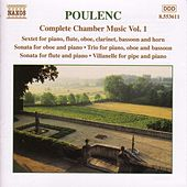 Complete Chamber Music Vol. 1 by Francis Poulenc