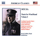 Music for Wind Band Vol. 1 de John Philip Sousa