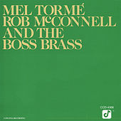 Mel Tormé, Rob McConnell And The Boss Brass de Mel Torme