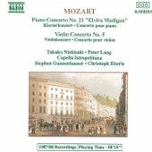 Piano Concerto No. 21 / Violin Concerto No. 5 di Wolfgang Amadeus Mozart