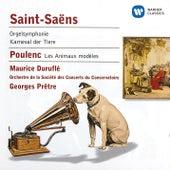 Saint-Saëns:Symphony No.3/Caranaval des animaux/Les Animaux modèles by Georges Pretre