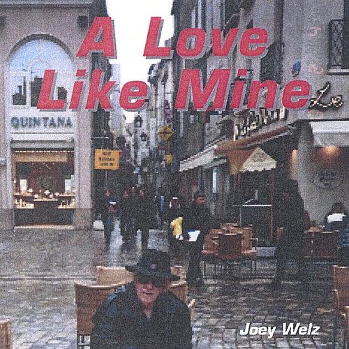 A Love Like Mine by Joey Welz