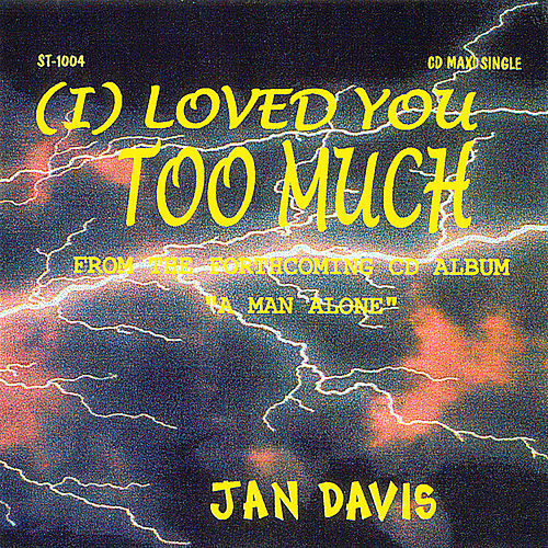 I Loved You Too Much by Jan Davis