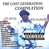 The Lost Generation Extinct Compilation by Various Artists