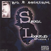 Streetlegends von Various Artists