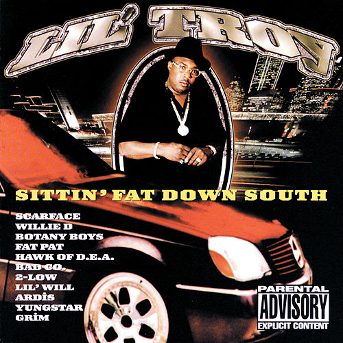 Sittin' Fat Down South by Lil' Troy