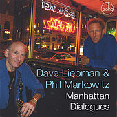 Manhattan Dialogues de Dave Liebman