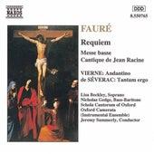 Requiem / Messe basse / Cantique von Various Artists