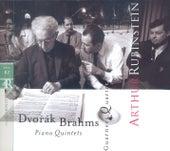 Dvorak / Brahms: Piano Quintets by Arthur Rubinstein