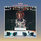 All The World's A Stage de Rush
