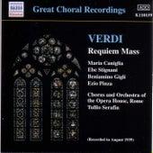 Requiem Mass de Giuseppe Verdi