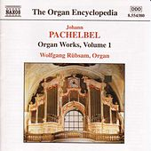 Organ Works Vol. 1 de Johann Pachelbel