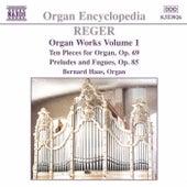 Organ Works Vol. 1 by Max Reger