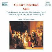 Guitar Music Opp. 36 - 42 by Fernando Sor