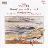 Piano Concertos Nos. 1 and 5 by Geirr Tveitt