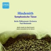 Hindemith: Symphonische Tanze von Berlin Philharmonic Orchestra
