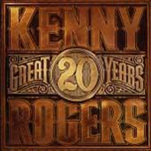 20 Great Years by Kenny Rogers
