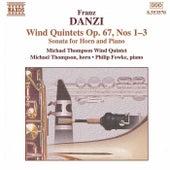Wind Quintets Op. 67, Nos 1-3 von Franz Danzi