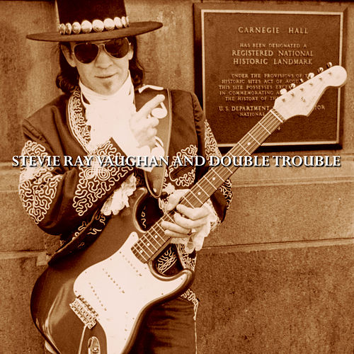 Live At Carnegie Hall by Stevie Ray Vaughan