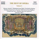 The Best Of Opera Vol. 4 von Various Artists