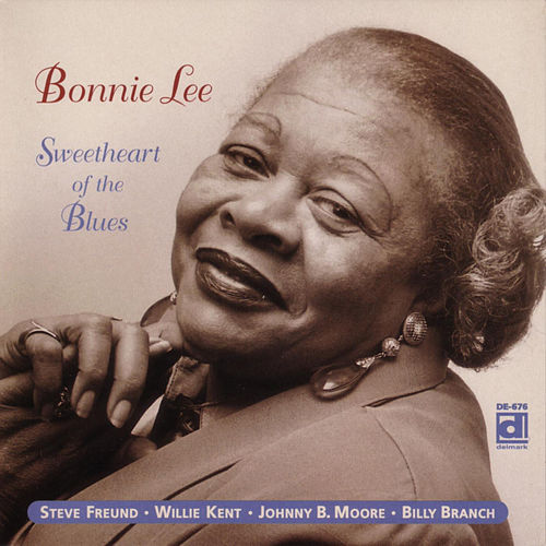 Sweetheart Of The Blues by Bonnie Lee