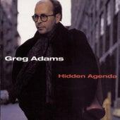 Hidden Agenda by Greg Adams