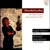 Two Violin Concertos (Deux Concertos Pour Violon) by Angèle Dubeau