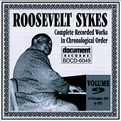 Roosevelt Sykes Vol. 9 (1947-1951) by Roosevelt Sykes