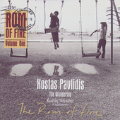 The Rom Of Fire, Vol. 1: The Wandering de Kostas Pavlidis