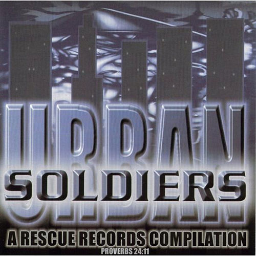 Urban Soldiers 1: A Rescue Records Compilation by Various Artists