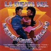 La Fiesta Del Merengue Mixeao by Various Artists