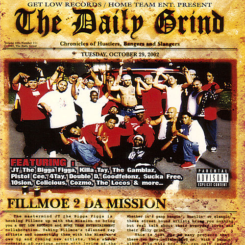 The Daily Grind - Fillmoe 2 Da Mission by Various Artists