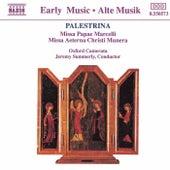 Missa Papae Marcelli von Giovanni da Palestrina
