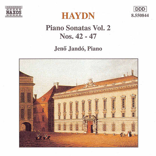 Piano Sonatas Vol. 2 by Franz Joseph Haydn