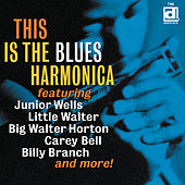 This is the Blues Harmonica de Various Artists