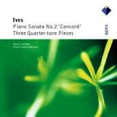 'Concord' Sonata & 3 Quarter-tone Pieces de Charles Ives