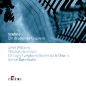 Brahms : Ein deutsches Requiem de Daniel Barenboim