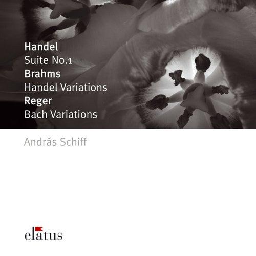 Brahms, Handel & Reger : Piano Works by András Schiff
