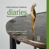 Sánchez-Gutiérrez: Diaries - Works for Large Ensemble by Various Artists