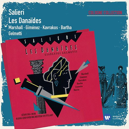 Salieri: Les Danaides by Various Artists