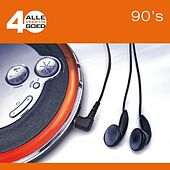 Alle 40 Goed - 90's de Various Artists