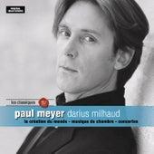 Darius Milhaud de Paul Meyer