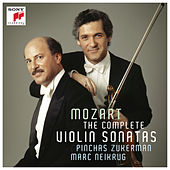 The Mozart Sonatas for Violin and Piano de Pinchas Zukerman
